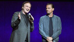 Schreck: Quentin Tarantino stand Einbrechern gegenüber!