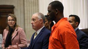 Nach Attacke: R. Kellys Antrag auf Freilassung abgelehnt