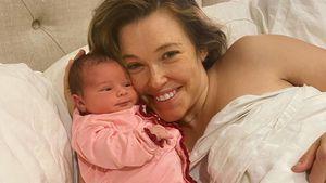 Es ist ein Mädchen: Rachel Platten zum zweiten Mal Mama!
