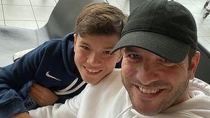 Wegen Fußball: Damian van der Vaart zieht zu Papa Rafael