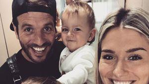 Familien-Urlaub: Estavana & Rafael mit ihren Kids in Spanien