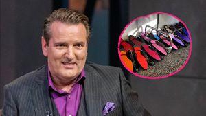 Dümmel packt die bunten Schuhe aus: Löwen-Dreh geht weiter!
