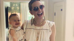 Kate Hudson und ihr Töchterchen im niedlichen Partner-Look!