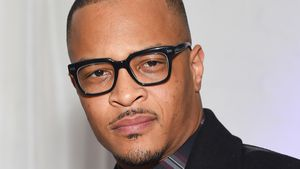 Rapper T.I. beim Young Jeezy's Birthday Dinner in New York