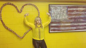 Ziemlich hot! Rebel Wilson rockt im Gym hautengen Sport-Look