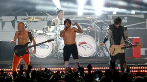 Red Hot Chili Peppers rocken wieder!
