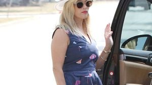 Reese Witherspoon in Brentwood