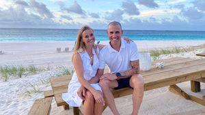Echte Rarität: Reese Witherspoon postet Foto mit ihrem Mann