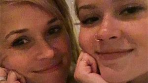 Rebell-Teenie: Reese Witherspoons Tochter trägt Piercing!