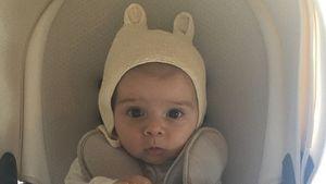 Zuckersüß! Kourtney Kardashian zeigt ihr kleines Bunny-Baby