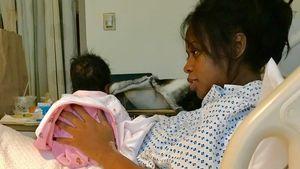 Nach Klinik-Aufenthalt: Remy Ma zeigt ihre Tochter im Netz!