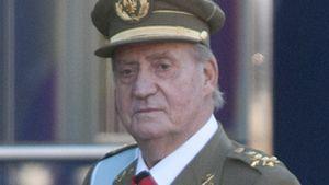 Spanischer König Juan Carlos ist wieder zu Hause!
