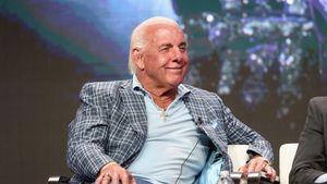Nach Notfall: Ric Flair geht's blendend mit Schrittmacher