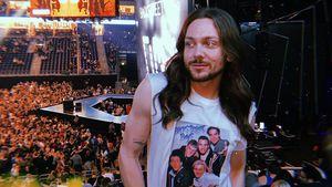 Backstreet Boys-Konzert: Riccardo Simonetti wird zum Fan-Boy