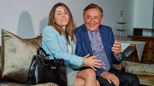 Richard Lugner mit seiner Freundin Andrea