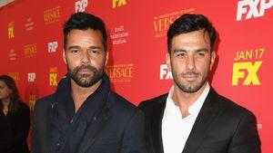 Vier Kids: Wollen Ricky Martin und sein Mann mehr Nachwuchs?