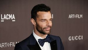 Seltener Anblick: Ricky Martin teilt Foto mit ganzer Familie