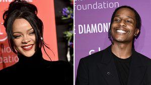 Rihanna und A$AP Rocky turtelnd auf Barbados gesichtet!