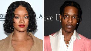 """Rihanna hatte A$AP Rocky wohl jahrelang in der """"Friendzone"""""""