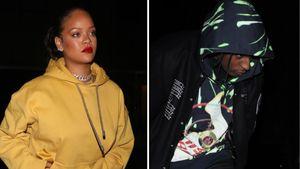 Verliebt? Rihanna & A$AP Rocky wieder gemeinsam unterwegs