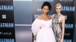 """Rihanna und Cara Delevingne bei der Premiere von """"Valerian"""" in Berlin"""