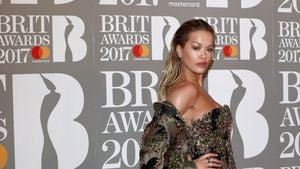 Fashion-Queen der BRIT Awards: Rita Ora überstrahlt alle