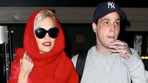 Rita Ora und Richard Hilfiger