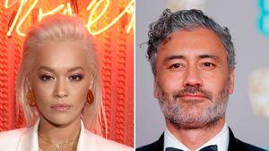Liebes-Indiz? Rita Ora tuschelt mit Taika Waititi bei Event