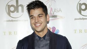 Rob Kardashian bei Miss USA Competition 2012