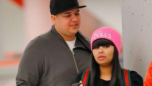 Rob Kardashian und Blac Chyna, Reality-Stars