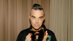 Robbie Williams' Tochter Teddy schreibt schon eigene Songs