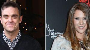 Robbie Williams versucht Joss Stone aufzuheitern