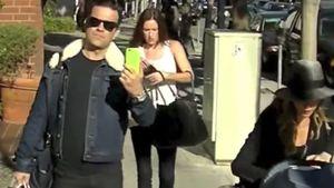 Süß! Robbie Williams schwärmt von seiner Ayda