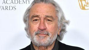 Bei Dreharbeiten: Robert De Niro hat sich am Bein verletzt