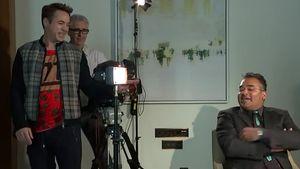 Keine Drogen-Fragen! Robert Downey Jr. bricht Interview ab