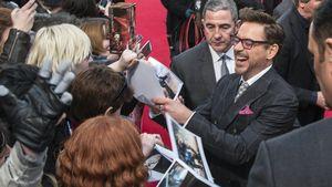 """Mega-Hype um Robert Downey Jr.: """"Iron Man"""" liebt Berlin!"""
