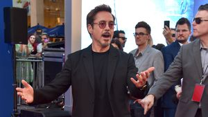 "Robert Downey Jr. bei der ""Spider-Man: Homecoming""-Premiere in Hollywood"