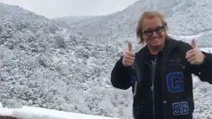 Schnee in St. Tropez: Die Geissens rasten völlig aus!
