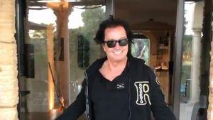 TV-Gesicht Robert Geiss mit schwarzen Haaren