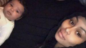 Robert Kardashian, Blac Chyna und ihre Tochter Dream Renee