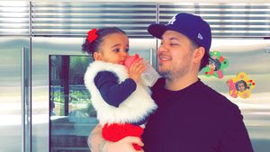 Zahlt Rob Kardashian keinen Unterhalt für Tochter Dream (3)?