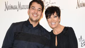 Im Sorgerechtsstreit: Mama Kris unterstützt Rob Kardashian