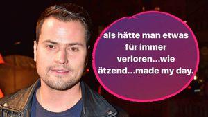 Nach Trennung von Nathalie: Verlustangst bei Rocco Stark!