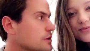 Rocco Stark und Joelina Drews