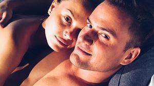 Rocco Stark und seine Freundin Nathalie