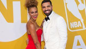 Verliebt bei NBA Awards? Rapper Drake kommt mit neuem Date!