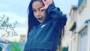 Schon so groß: Chris Brown zeigt Pic von Tochter Royalty (5)