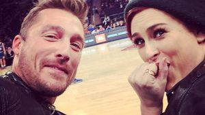 Verliebt? Rumer Willis datet US-Bachelor Chris Soules