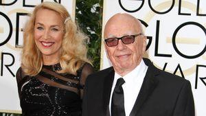 Blitz-Verlobung mit 84: Rupert Murdoch will Jerry heiraten