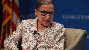 US-Promis trauern: Star-Juristin Ruth Bader Ginsburg ist tot